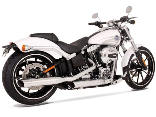 REMUS CUSTOM Softail Heritage Classic-Breakout ab 2017, EG BE